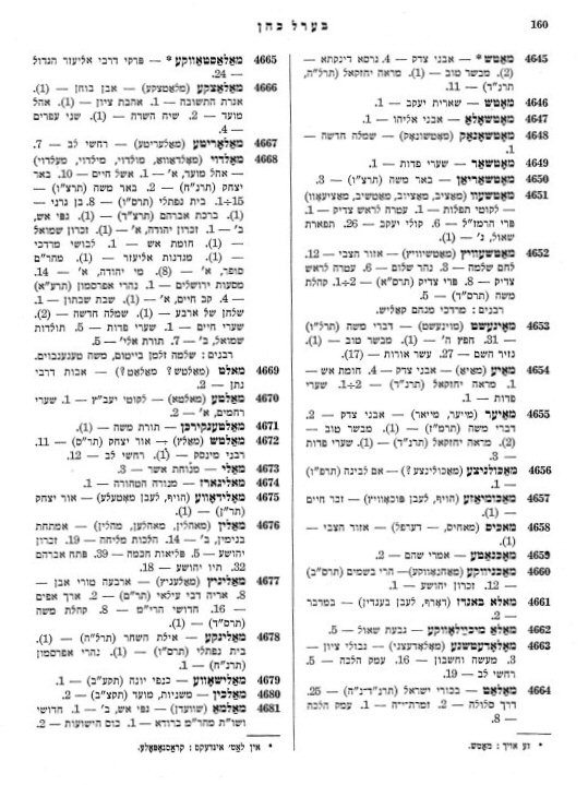 A Beginner'S Guide To Kagan'S Sefer Haprenumerantn