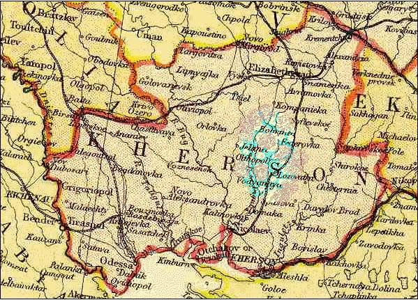 Ukraine SIG Kherson Province