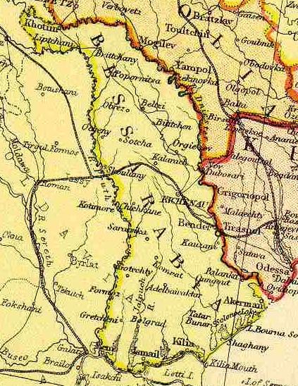 Bessarabia SIG: JewishGen Bessarabia Special Interest Group<br