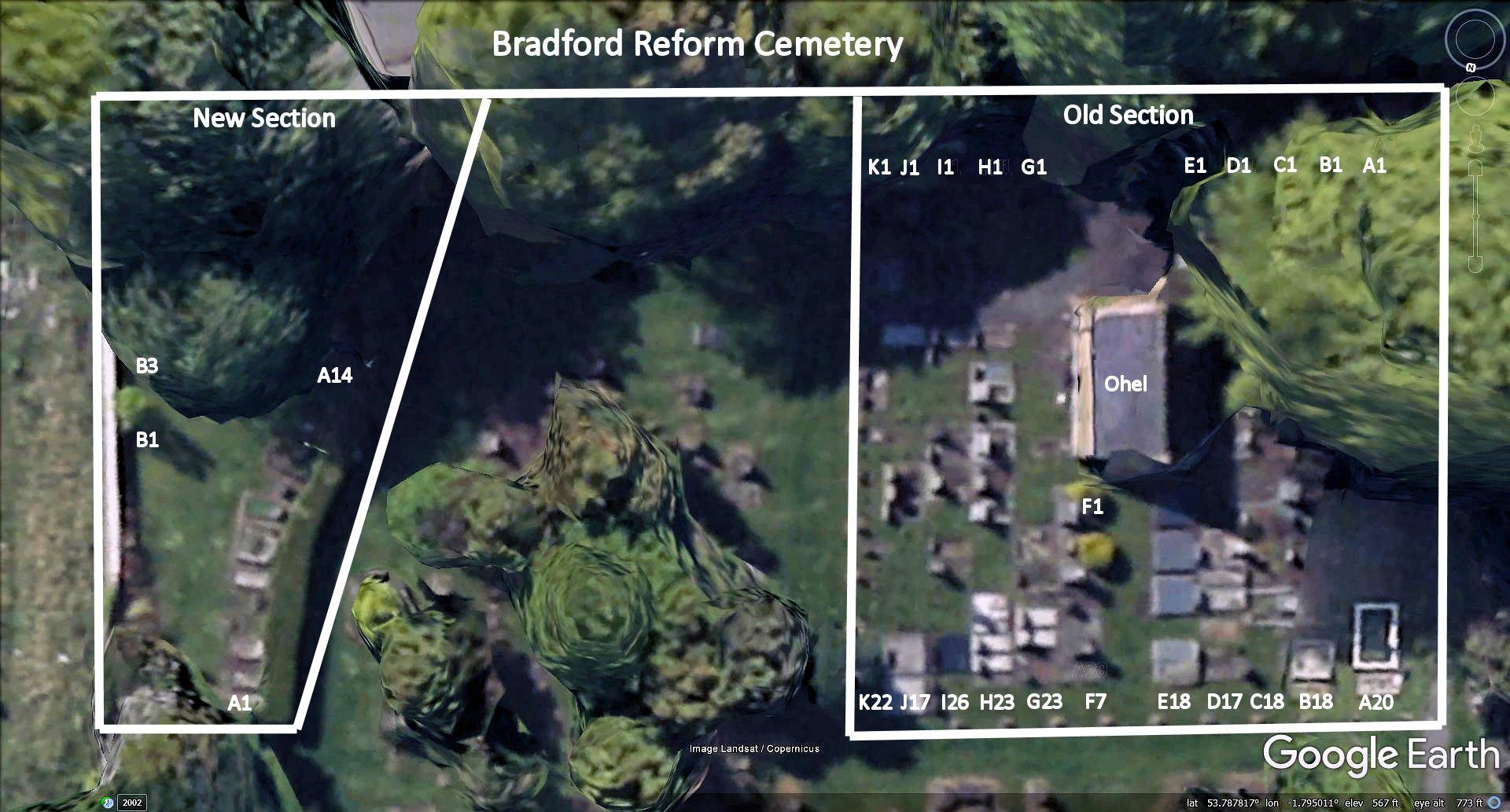 Bradford Cemetery Project Bradford Cemeteries
