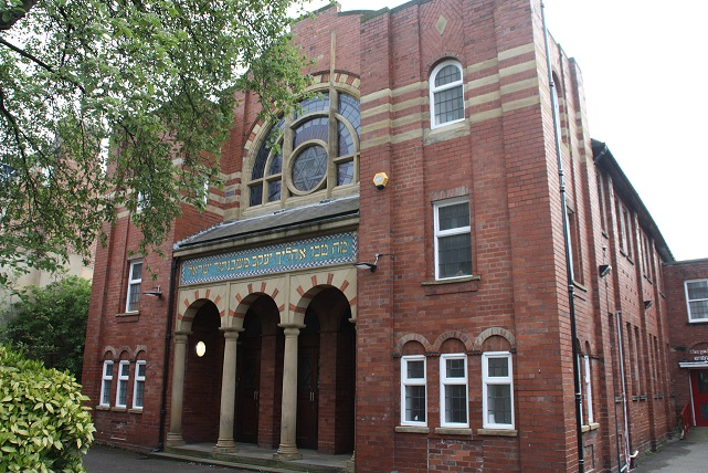 Jesmond Synagogue