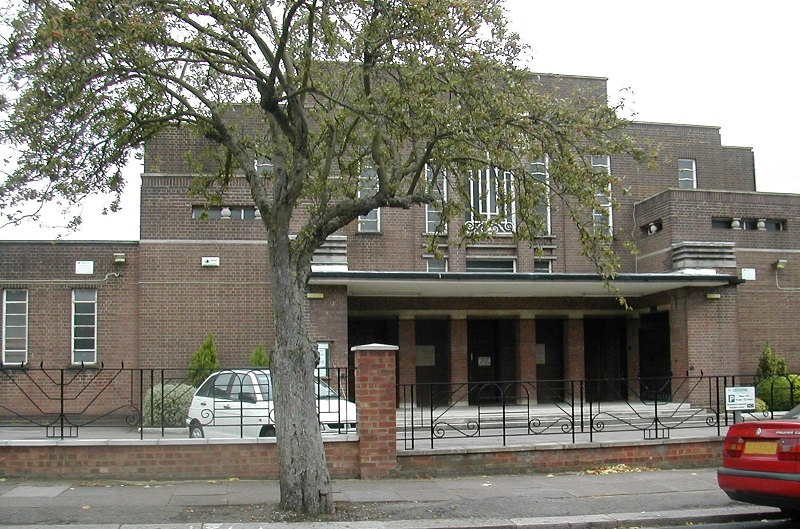 Jcr Uk Hendon United Synagogue Raleigh Close Hendon