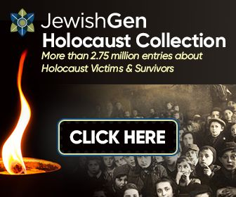 JewishGen Holocaust Collection 336x280