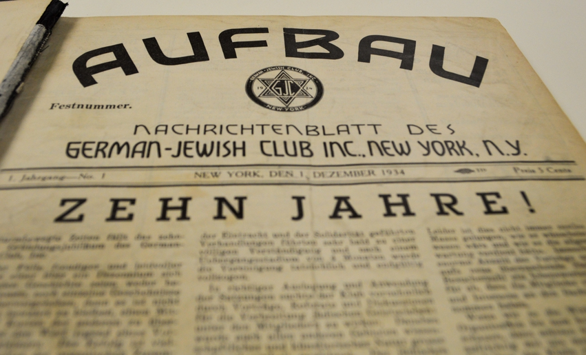 Database Update: The Aufbau Indexing Project