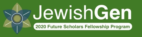 JewishGen Announces the Second Annual Future Scholars Fellowship Program and Heritage Tour
