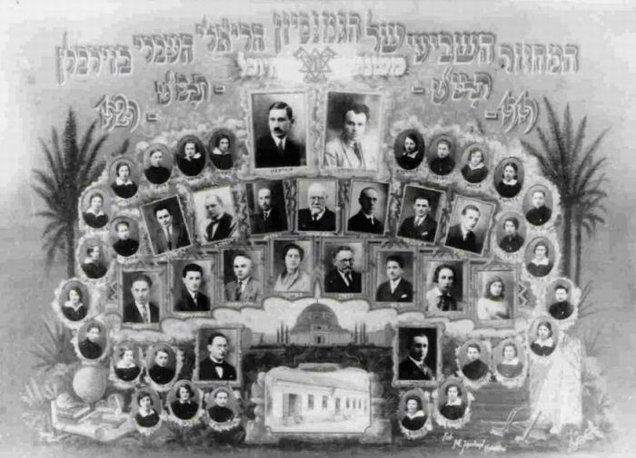 virbalis girls A collection of genealogical profiles related to jewish families from hrodna (grodno), belarus  solomon of virbalis  generous support in building the girls.