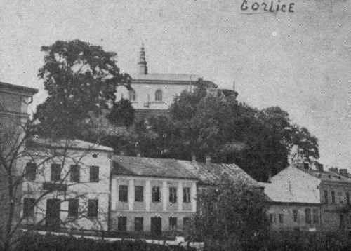 Gorlice Yizkor Book Poland Pages 9 20